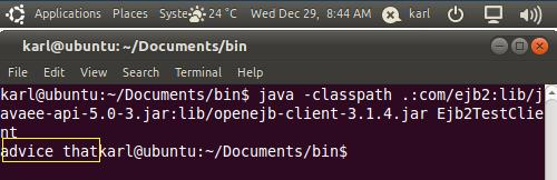 ejb2-client-project-output