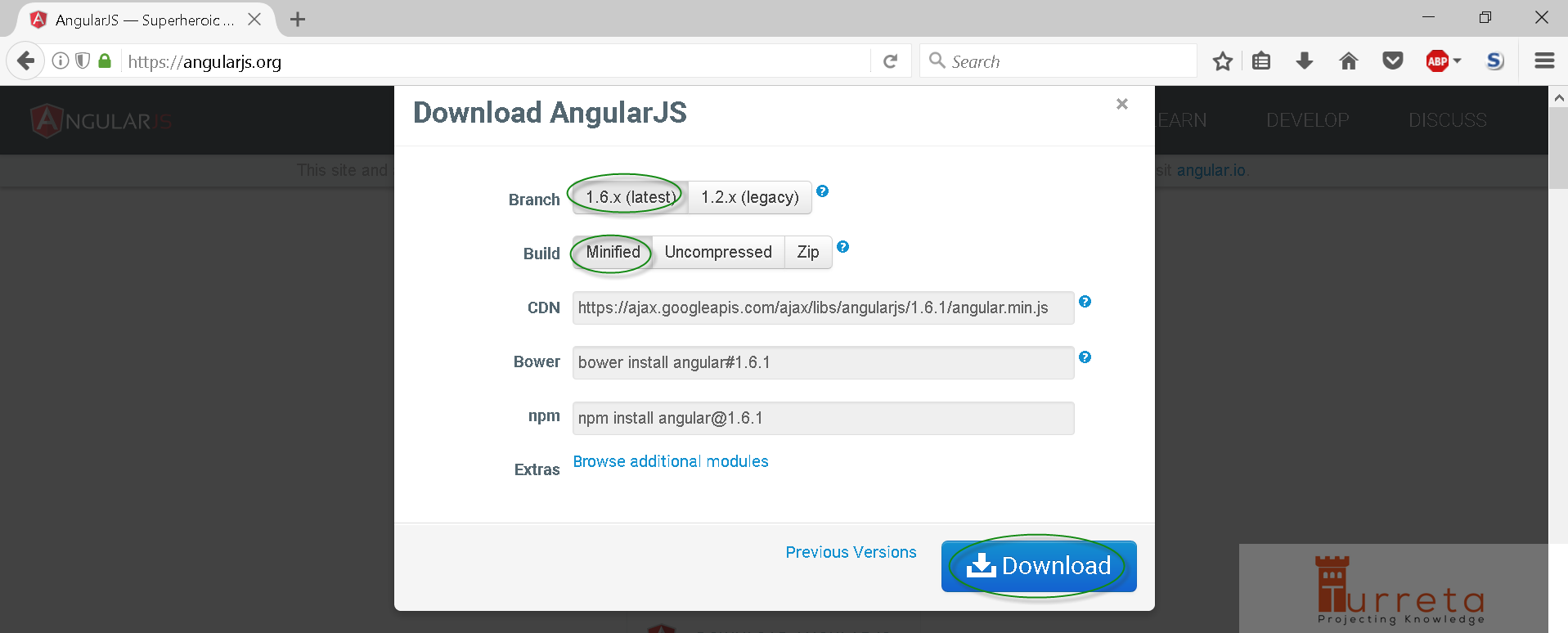 Your first proper angularjs application turreta copy the file to your starter application directory baditri Choice Image