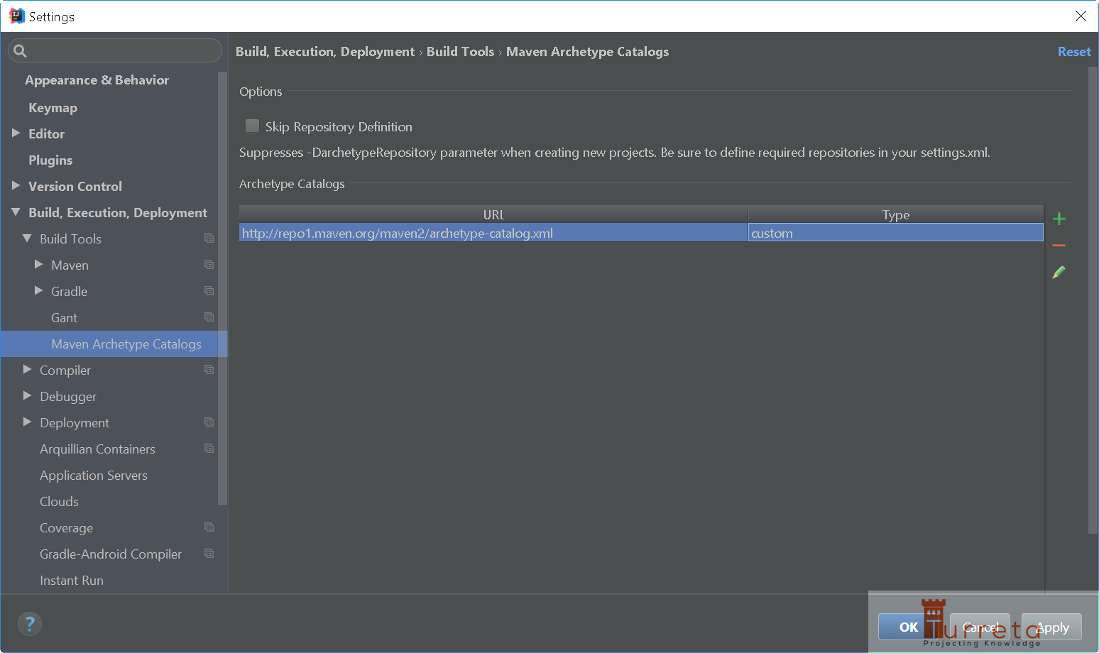 install maven intellij mac