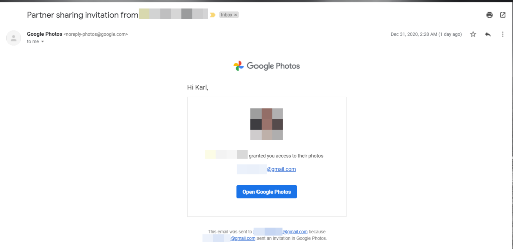 DOWNLOAD Videos SHARED On Google Photos